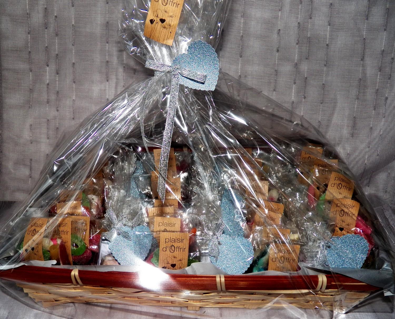 Panier Cadeau Bonbon : Ma boutique page