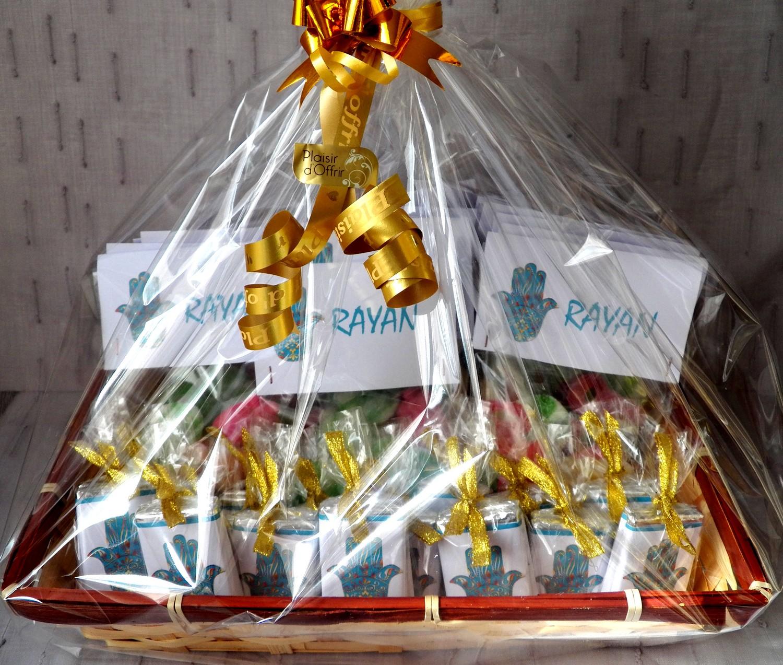Assez Boutique < Un panier gourmandises pour la naissance du petit Rayan OF17
