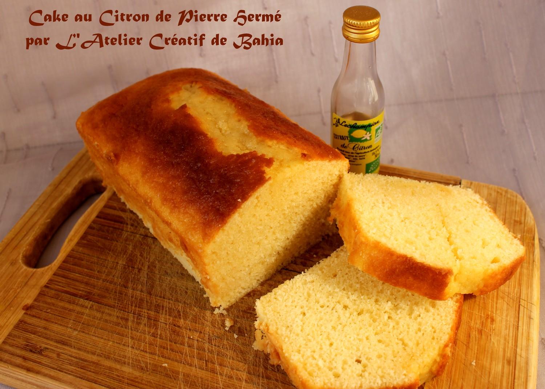 Recette gateau arome citron